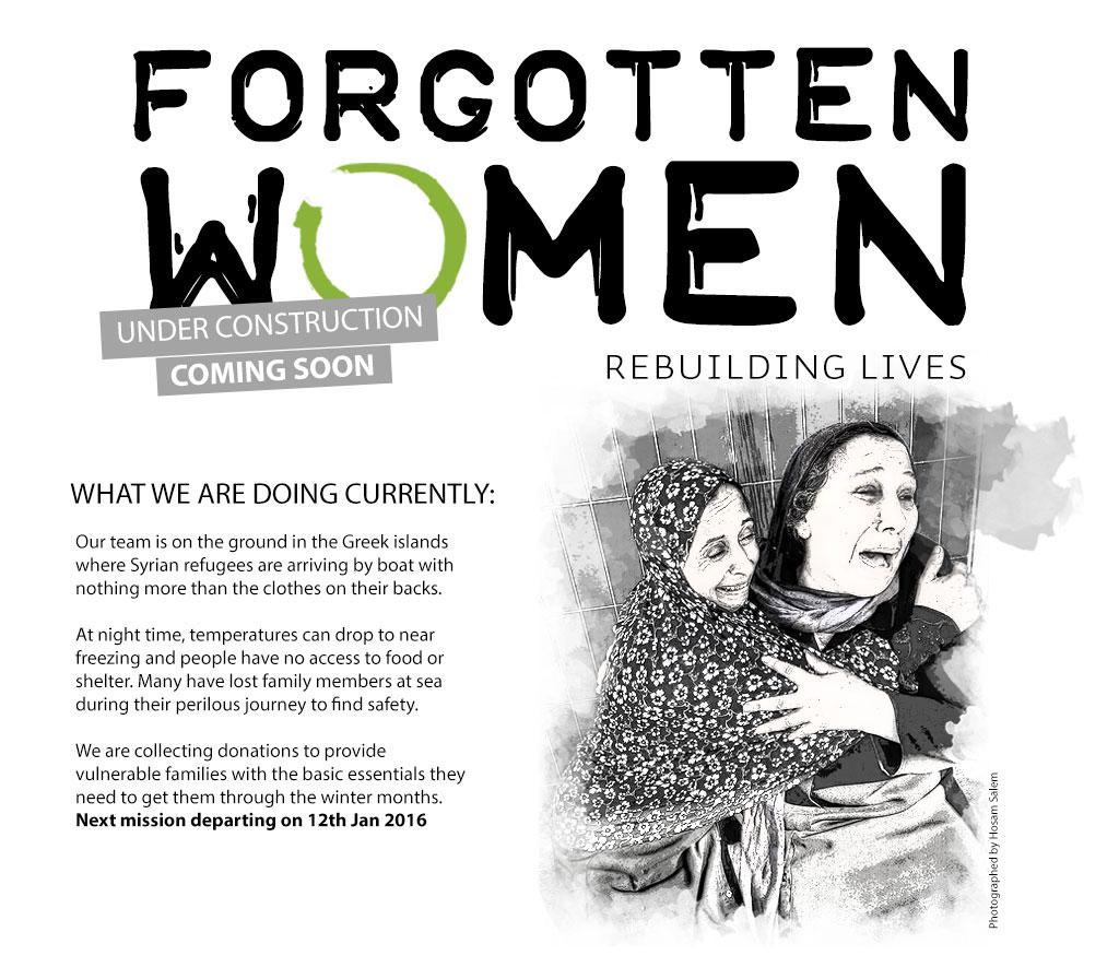 Forgotton women