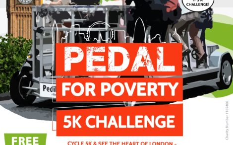 5K Pedal for Poverty Challenge